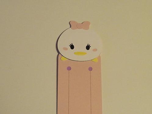 Disney Tsum Tsum Daisy Duck Bookmark