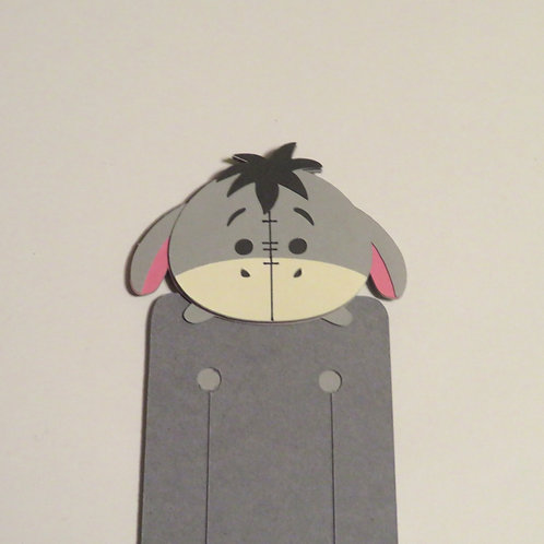 Disney Tsum Tsum Eeyore Bookmark