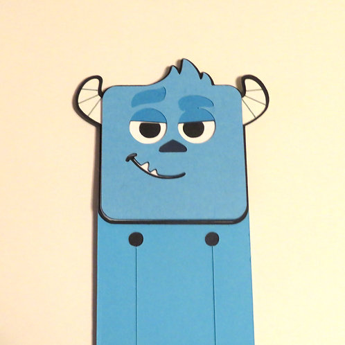 Disney/Pixar Sulley from Monsters, Inc. Bookmark