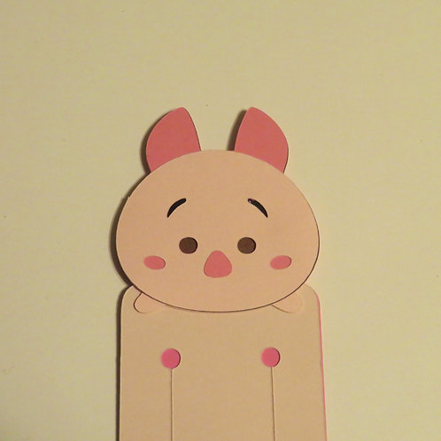 Disney Tsum Tsum Piglet Bookmark