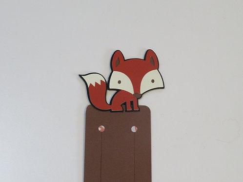 Frankie Fox Bookmark