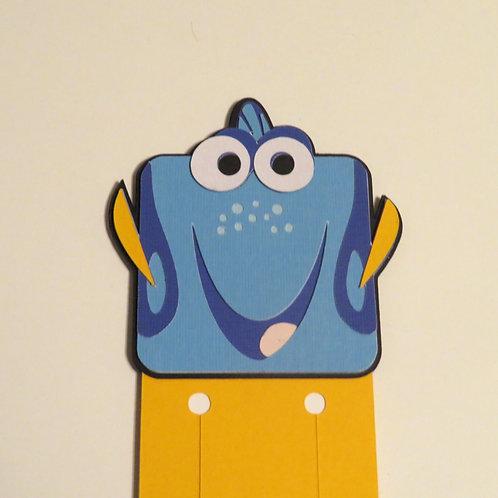 Disney/Pixar Dory from Finding Nemo Bookmark