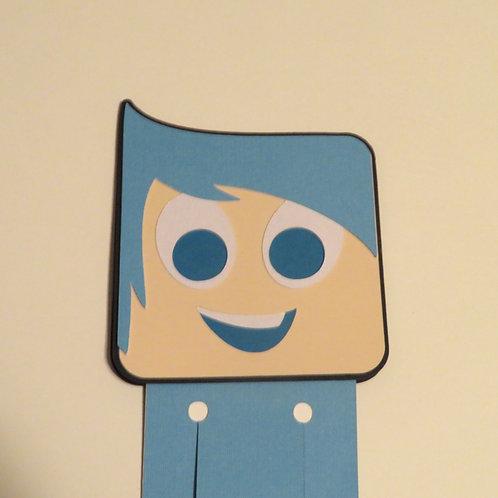 Disney/Pixar Joy from Inside Out Bookmark