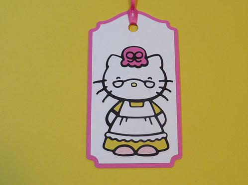 Sanrio Hello Kitty Grandma Margaret Gift Tag