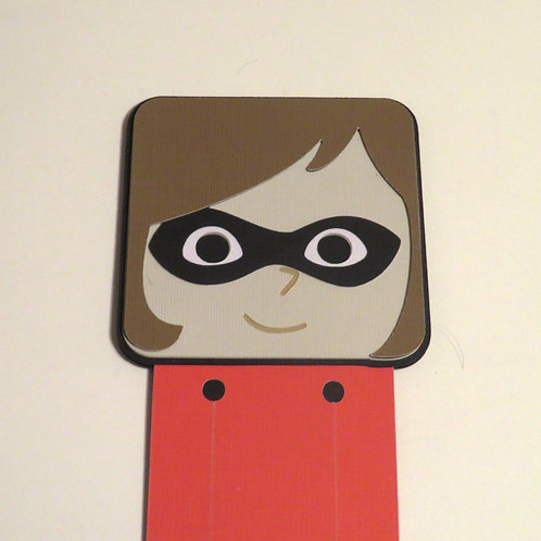 Disney/Pixar Elastigirl from The Incredibles Bookmark