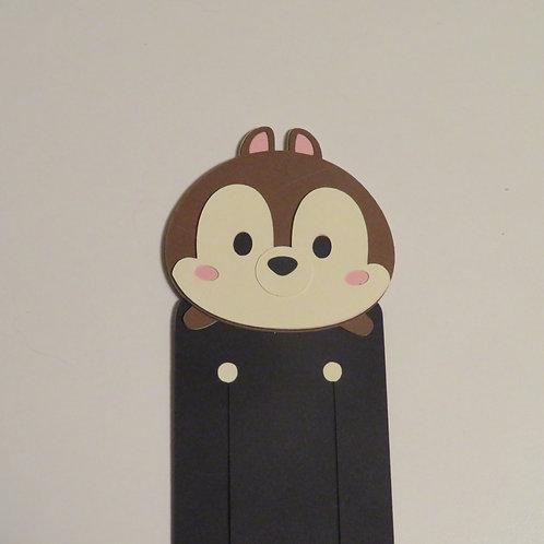 Disney Tsum Tsum Chip Bookmark