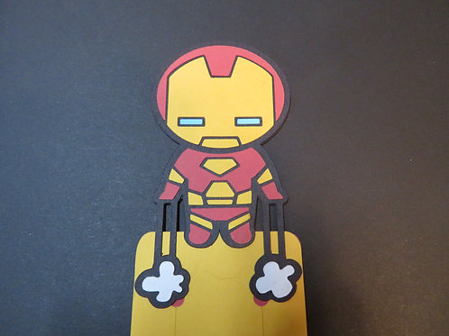 Marvel's Avengers Iron Man Bookmark