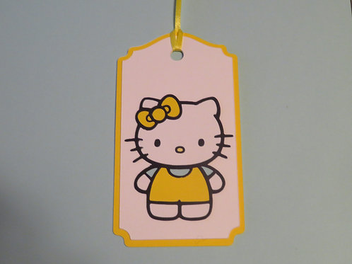 Sanrio Hello Kitty Sister Mimmy Gift Tag