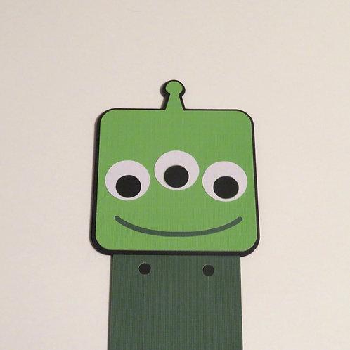 Disney/Pixar Alien from Toy Story Bookmark