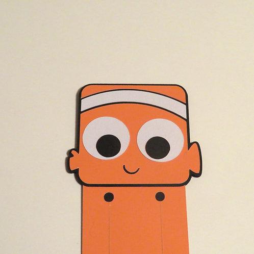 Disney/Pixar Nemo from Finding Nemo Bookmark