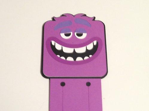 Disney/Pixar Art from Monsters University Bookmark