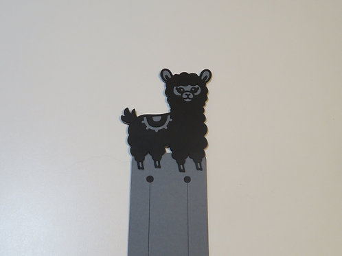 No Drama Dolly Llama Bookmark