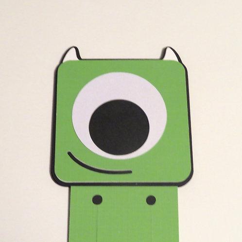 Disney/Pixar Mike from Monsters, Inc. Bookmark
