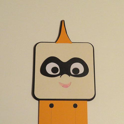 Disney/Pixar Jack Jack from The Incredibles Bookmark
