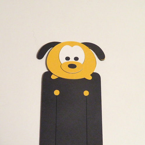 Disney Tsum Tsum Pluto Bookmark