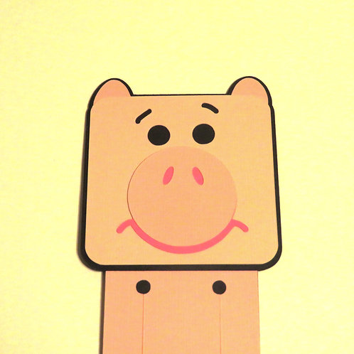 Disney/Pixar Hamm from Toy Story Bookmark