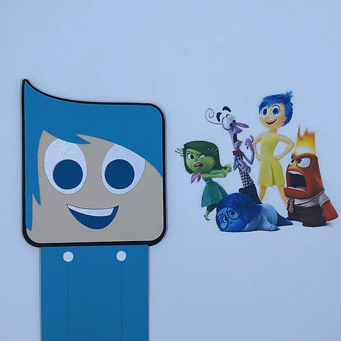 Disney's Inside Out Joy Bookmark