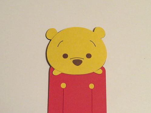 Disney Tsum Tsum Winnie the Pooh Bookmark