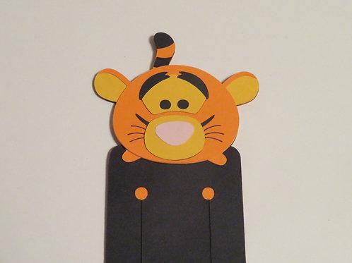Disney Tsum Tsum Tigger Bookmark