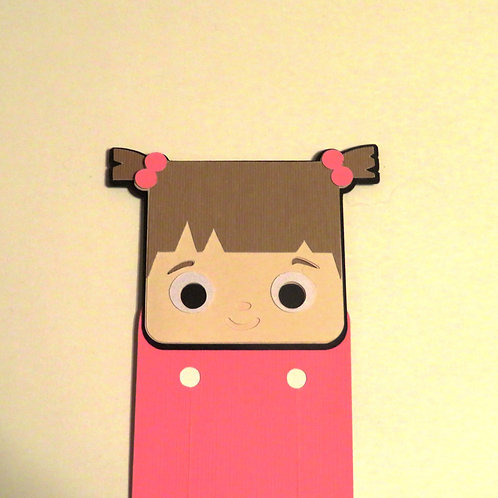 Disney/Pixar Boo from Monsters, Inc. Bookmark