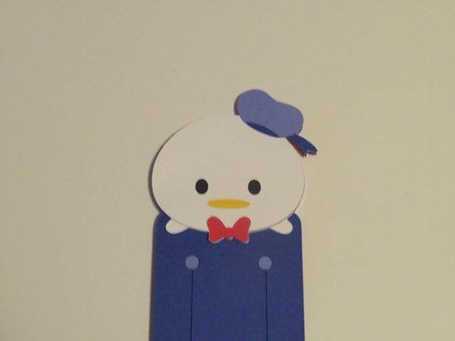Disney Tsum Tsum Donald Duck Bookmark