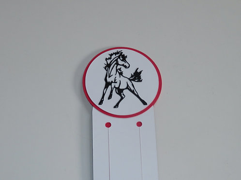 Wild Horse Bookmark