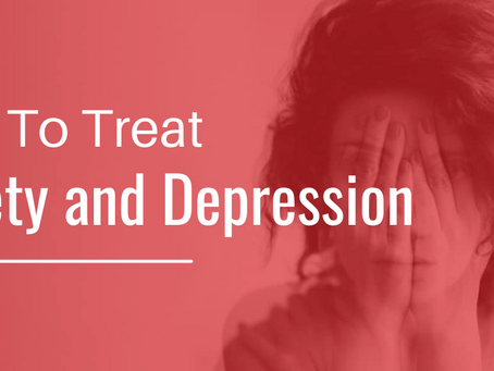 How to Treat Anxiety and Depression: Difference, Symptoms, Treatment | Shivani Hospital & IVF