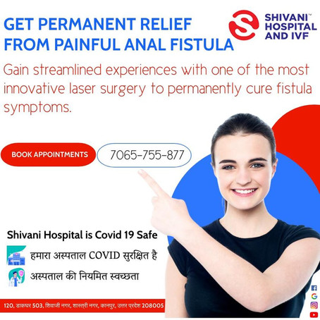 What is a fistula? - Shivani Hospital & IVF