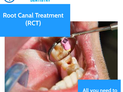 Root Canal Treatment : SYMPTOMS, TREATMENT, CARE   Dr.VinishaPandeyDentistry