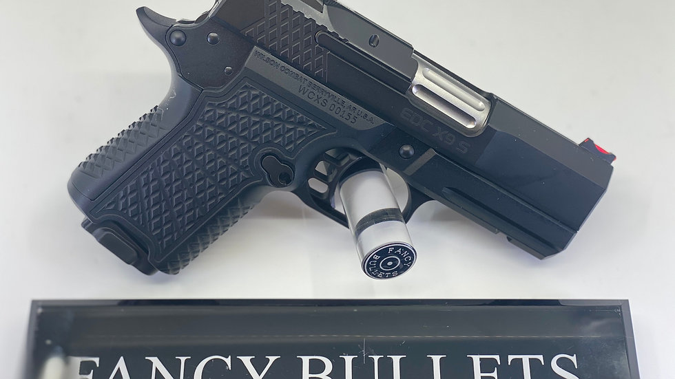 EDC X9S LIGHTRAIL and BLACK       9 MM