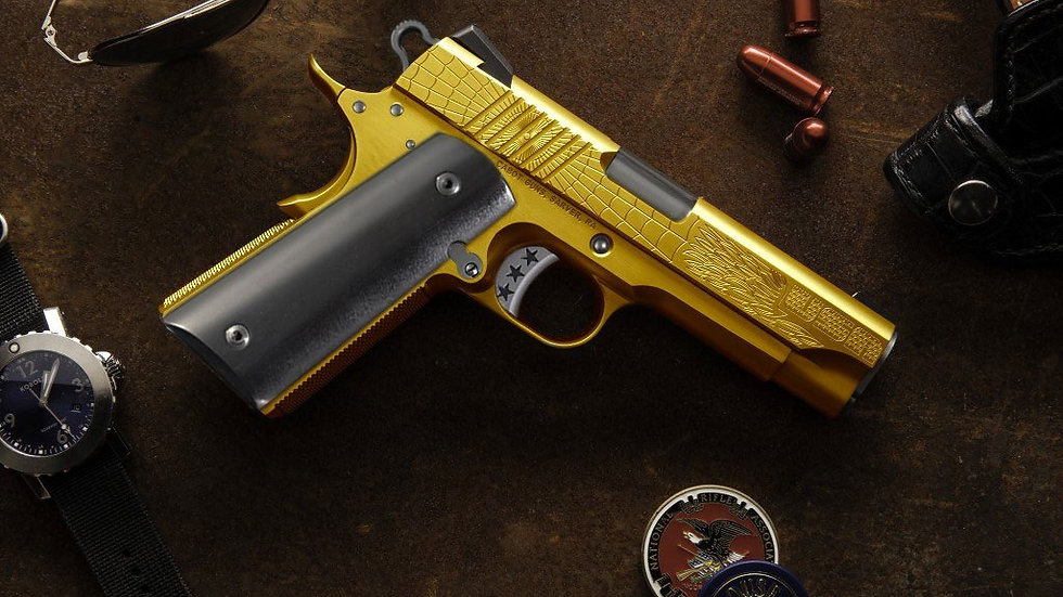 CABOT 2020 LIMITED EDITION  March - Golden Joe     9MM