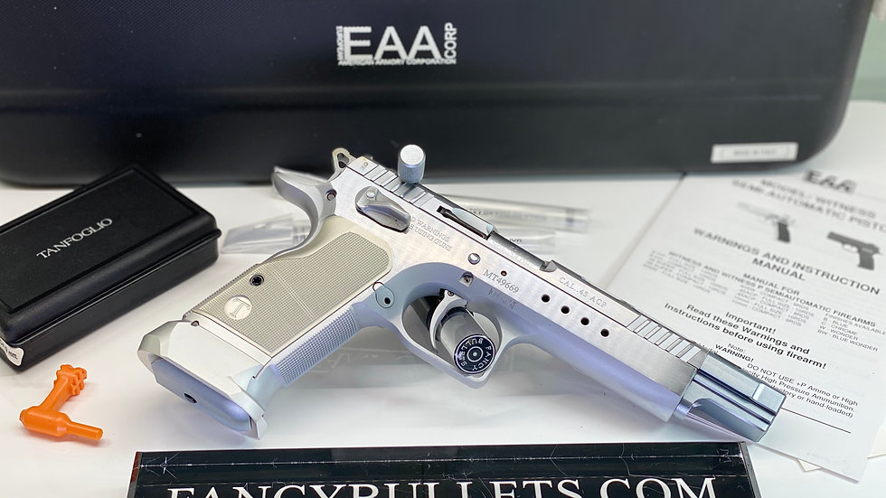 EAA TANFO WITNESS GOLD 45ACP 11RD