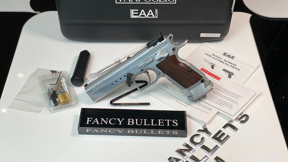 """European American Armory, Limited Witness, 4.75"""" 10MM Full Size"""