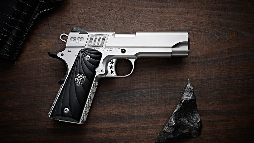 CABOT GUNS S103 LIMITED COMMANDER       45ACP