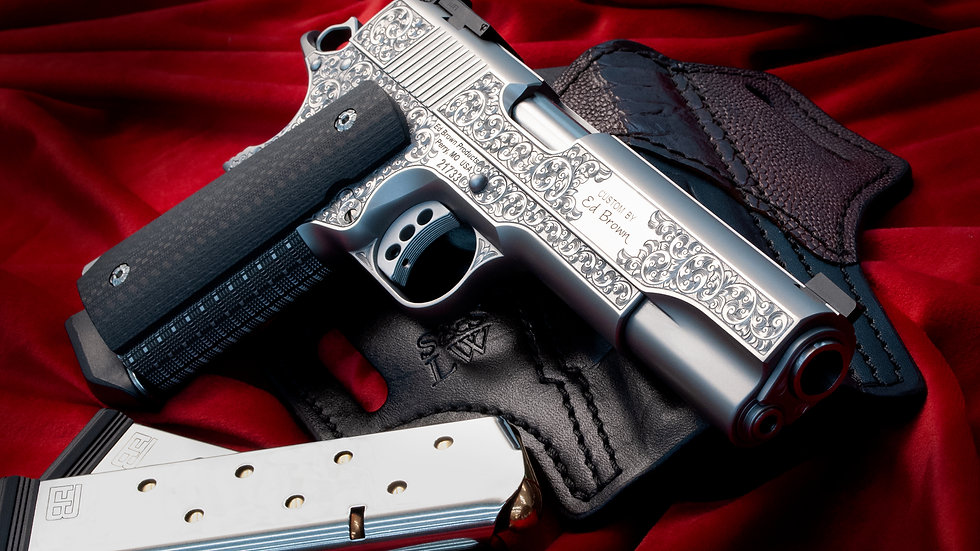 ED BROWN SIGNATURE EDITION 45ACP