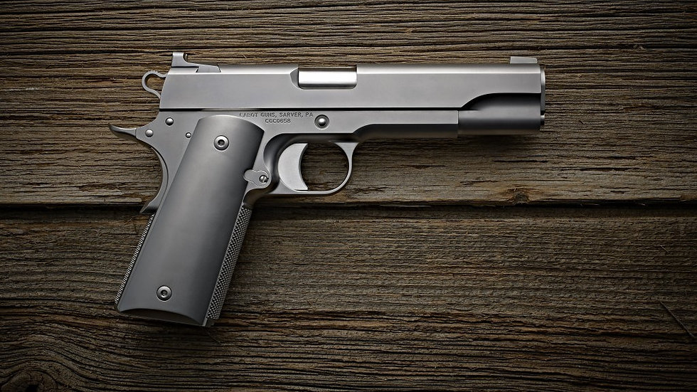 CABOT ICON GOVERMENT 1911 45 ACP