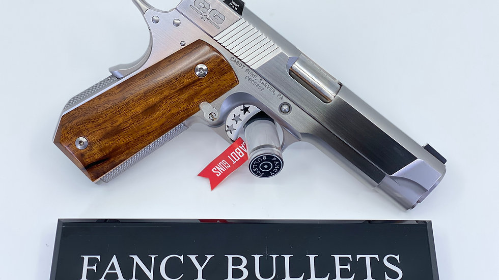 Gentleman's Carry 1911 Style 45 ACP