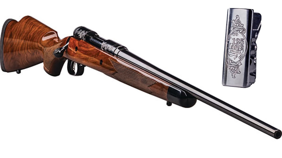 """SAVAGE ARMS 110 125TH ANN 308WIN BL/WD 22"""" 57404 
