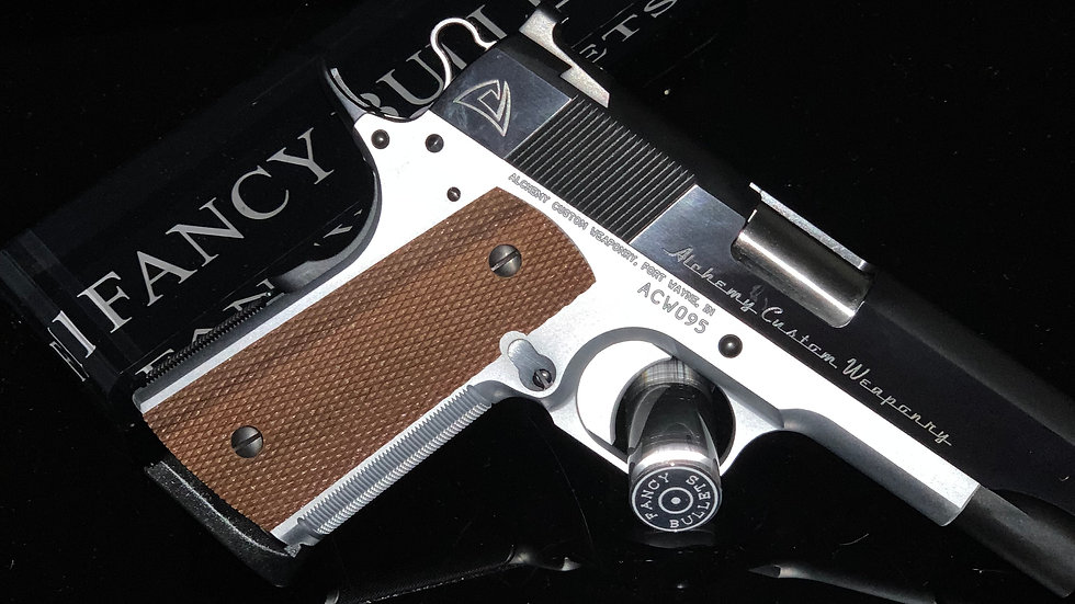 Alchemy Custom Weaponry BRIMSTONE Two Tone 45ACP