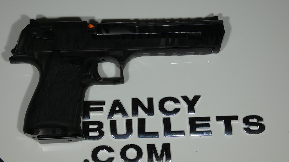 DESERT EAGLE BLACK WITH TIGER STRIPE 50AE