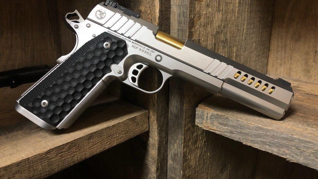 Pistol Nighthawk Custom 1911 Chairman, 9mm, 6 - Sportec