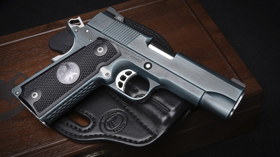 CUSTOM LADY HAWK 9 MM
