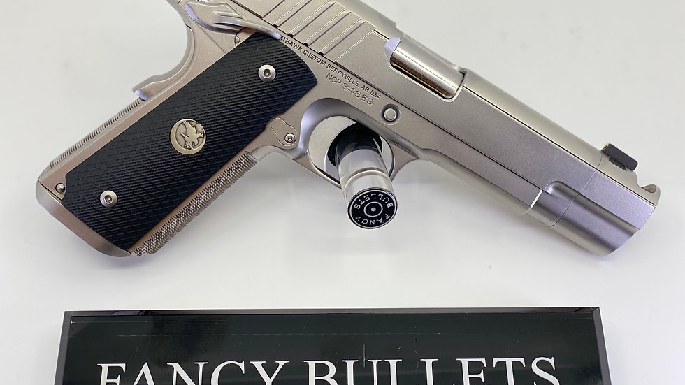 NIGHTHAWK FIRE HAWK IN STAINLESS STEEL UPGRADE WITH  AMBI