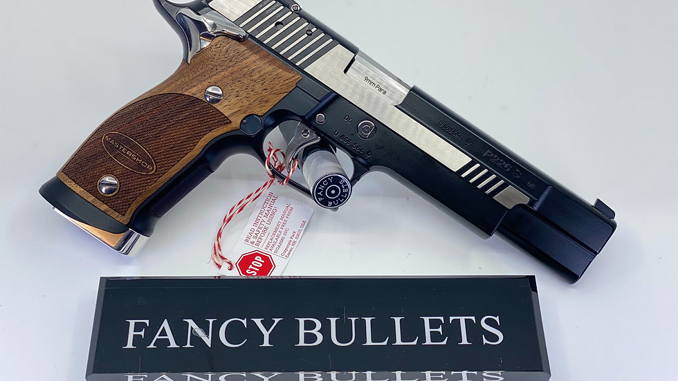 SIG Sauer P226 X6 X-Six Black & White 9mm