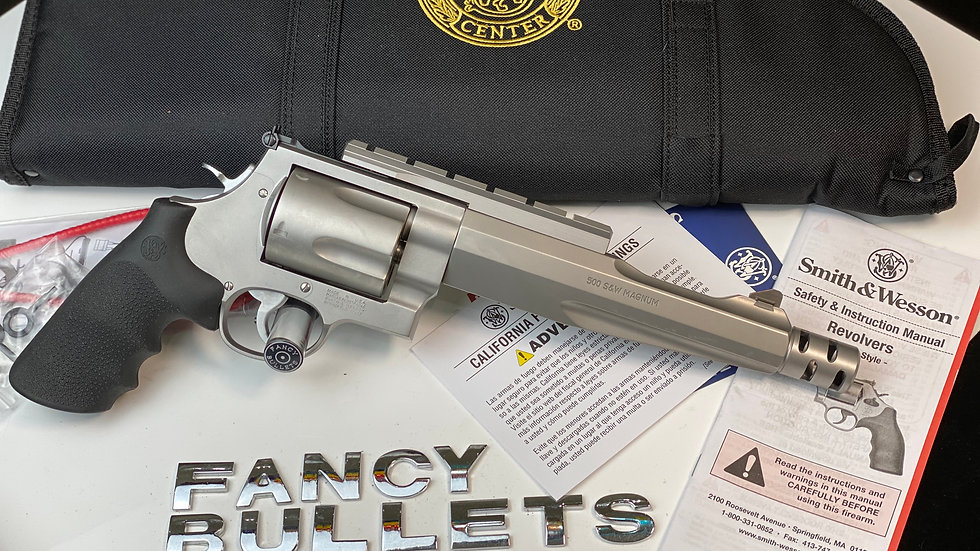 Smith & Wesson, Model 500 Comped Hunter, No cc fees, Free Shipping