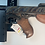 """Thumbnail: Thompson 1927A-1 """"Deluxe Semi-Auto"""", Case Hardened Finish with Clear protective"""