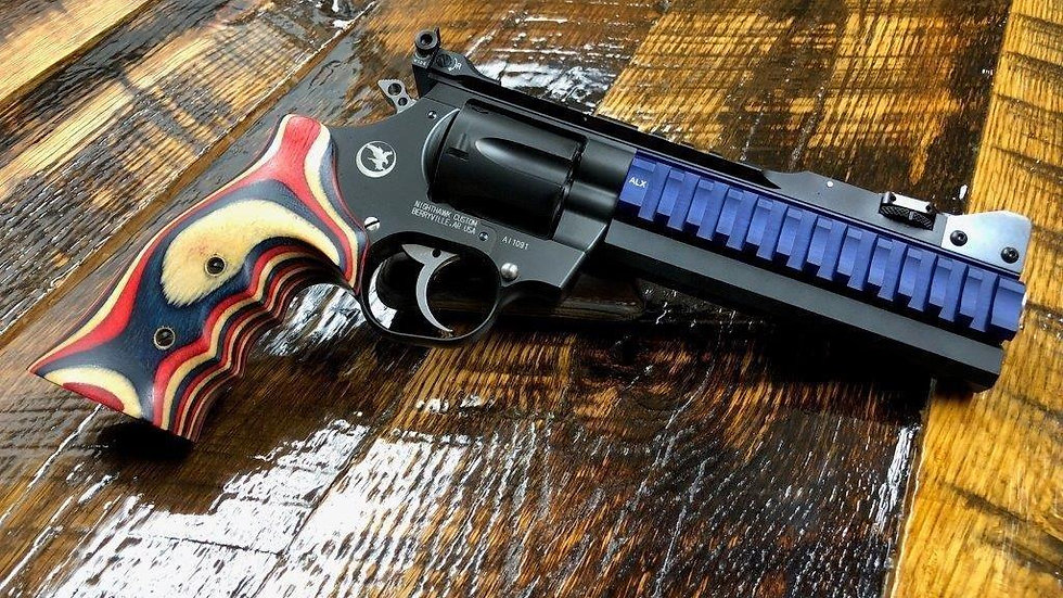 KORTH SUPERSPORT ALX with 357MAG and 9MM