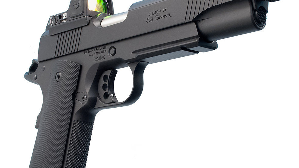 ED BROWN SPECIAL FORCES SR  45ACP