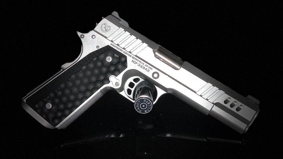 NIGHTHAWK CUSTOM THE PRESIDENT   45ACP