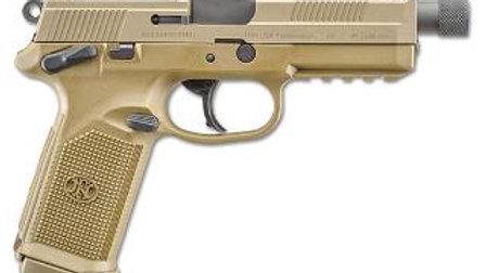 FN FNX-45 TACTICAL FDE 45ACP MS NS (2) 10RD